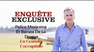 Police Mexicaine Et Barons De La Drogue