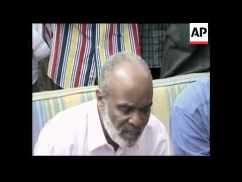 Preval says likely fraud in Haitian election