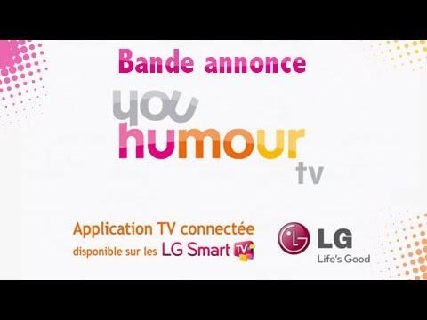 Découvrez l'application Youhumour TV !