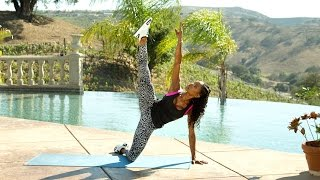 4 Moves for Leaner Legs