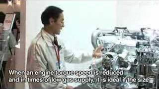 """""""ISUZU D-Core"""" Next Generation High Efficiency Diesel Engine"""