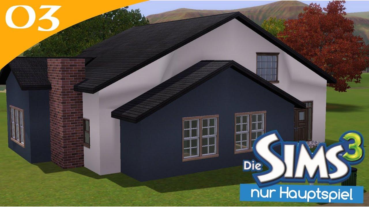 Hausbau-Reihe 1-03: ohne Erweiterungen [Let\'s Build Sims 3 Haus ...