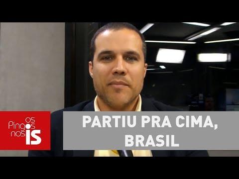 Felipe: Partiu pra cima, Brasil
