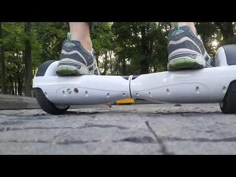 Гироскутер как кататься на гироскутере