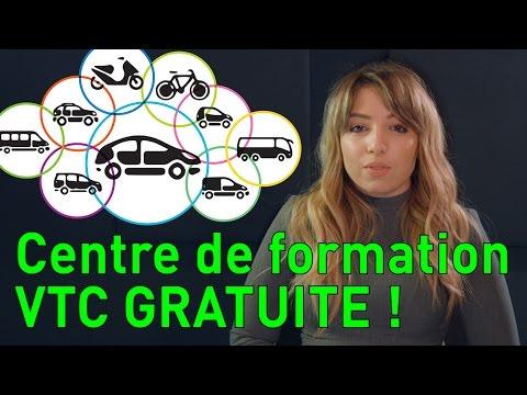 Centre de formation VTC GRATUITE