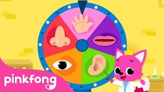 Pinkfong My Body | Game Play | Kids App | Pinkfong Game | Pinkfong Kids App Games