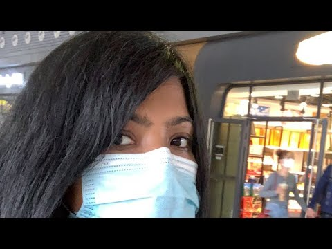 Live from Changchun Airport China
