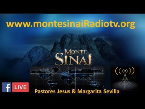 Monte Sinai Radio tv Esfuerzate y se valiente  4/30/2018