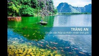 [ Natural 4k ] Trang An - Ninh Binh || World Cultural and Natural Heritage