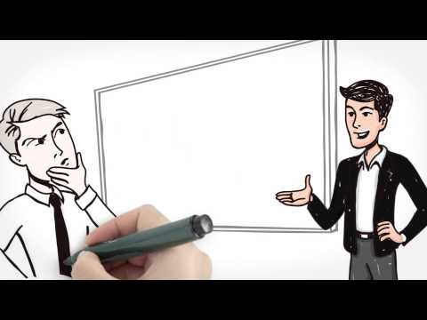 Professional Whiteboard Animation Doodle Videoscribe Promotional and Marketing Video for Business