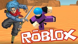 THIS GAME IS SO DOPE!! DRAGONBALL SUPER 2 ROBLOX!