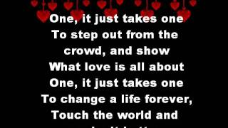 Addison Road – It Just Takes One #ChristianMusic #ChristianVideos #ChristianLyrics https://www.christianmusicvideosonline.com/addison-road-it-just-takes-one/ | christian music videos and song lyrics  https://www.christianmusicvideosonline.com