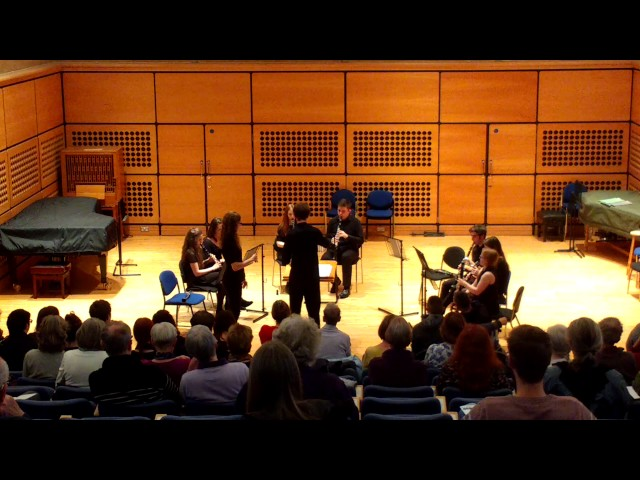 Blowsoc Clarinet Ensemble: Gypsy Dance from Carmen