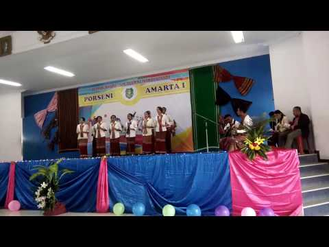 Vocal Group PERSMADAR Malang (Tasi Feto No Tasi Mane)
