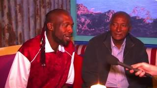 Breaking Travel News interview: The 'Three Knights' of Antiguan cricket