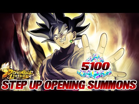 MEIN Bestes Opening Summons EVER! 😱 GOKU BLACK HYPE! 😈 | Dragon Ball Legends Deutsch