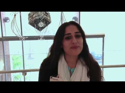 Voices of Experience: Dr. Azadeh Aalai - YouTube