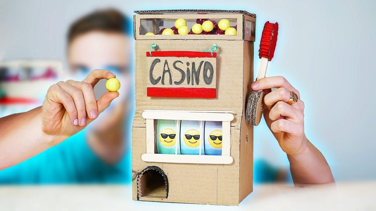Как сделать игровой автомат с игрушками своими руками игровые автоматы играть онлайн бесплатно без регистрации прямо сейчас