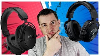HyperX Cloud Alpha S Blackout vs Logitech G PRO X!