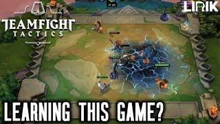 League of Legends AUTO CHESS? - Teamfight Tactics