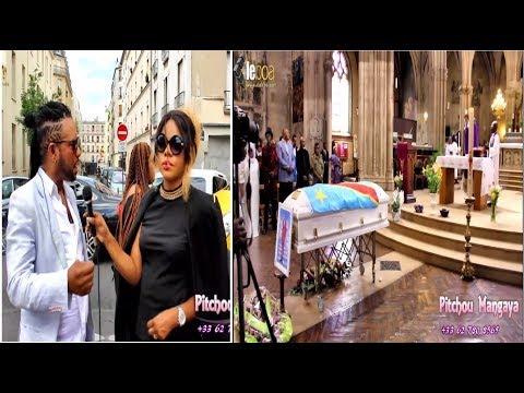 FRANCE : matanga ya parolier Papy IPEPY alelisi tout Paris