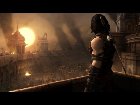 Epic Prince of Persia Soundtrack Mix