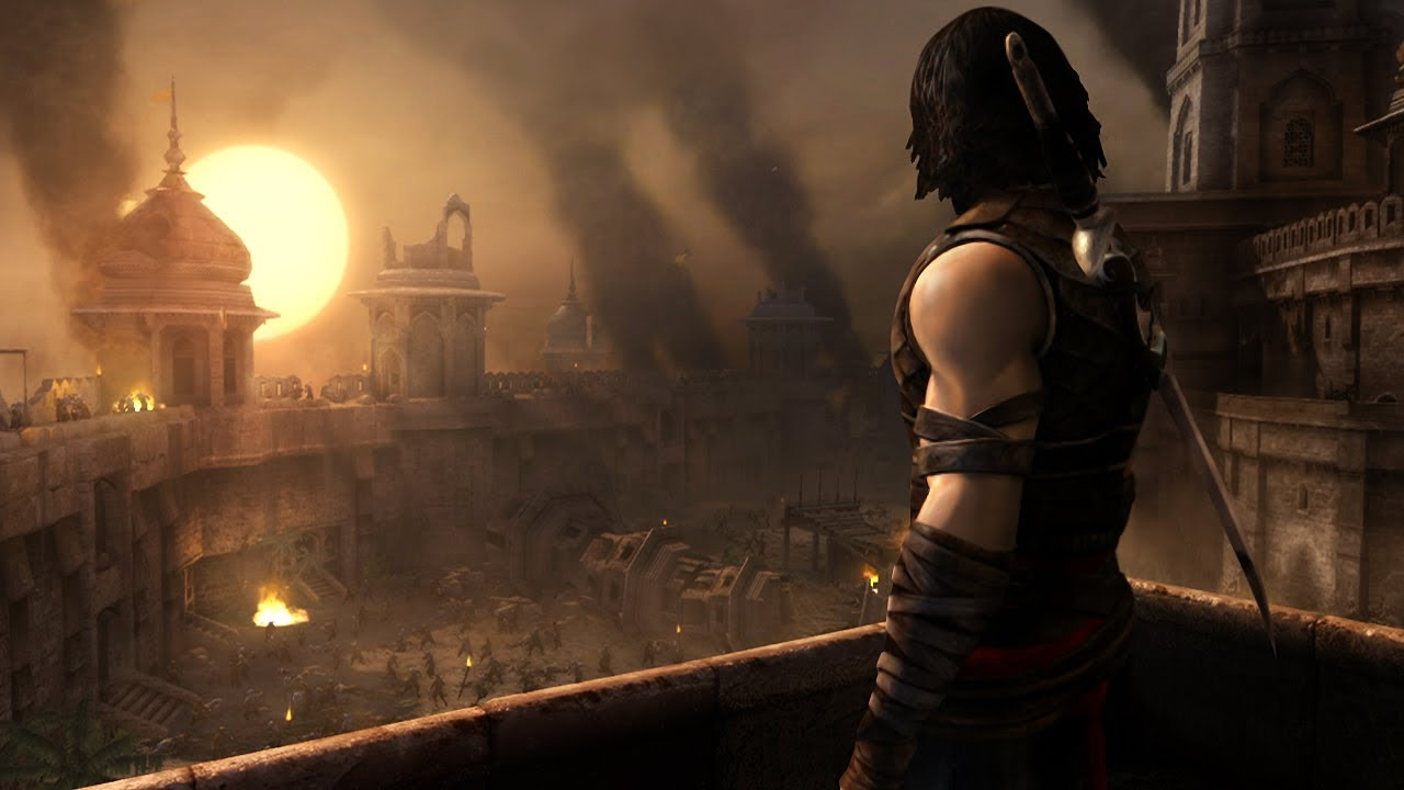 Epic Prince Of Persia Soundtrack Mix Youtube
