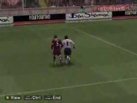 PES Replays :: Mark Bresciano marvelous goal