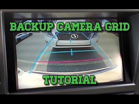 Lexus Back Up Camera Grid Explanation Flow Lexus Of