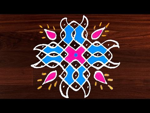 Видео Geometric growing patterns in math