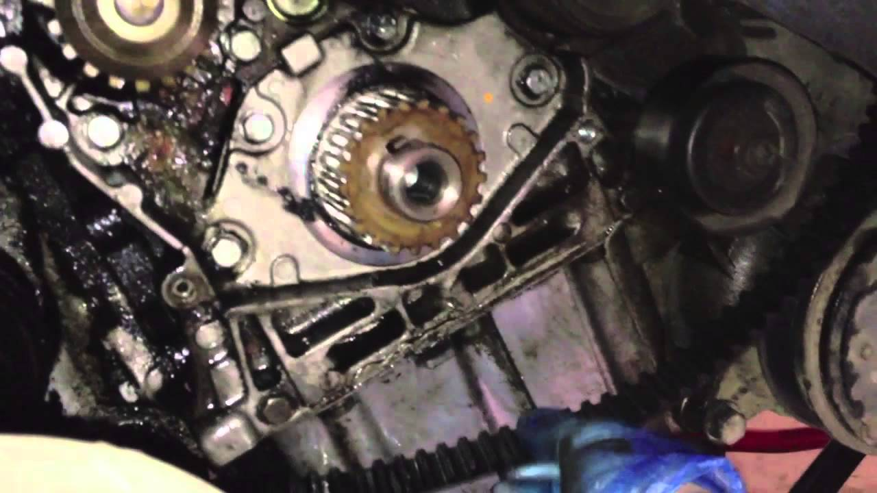 Peugeot 406 Timing Belt Change Youtube Mini Cooper