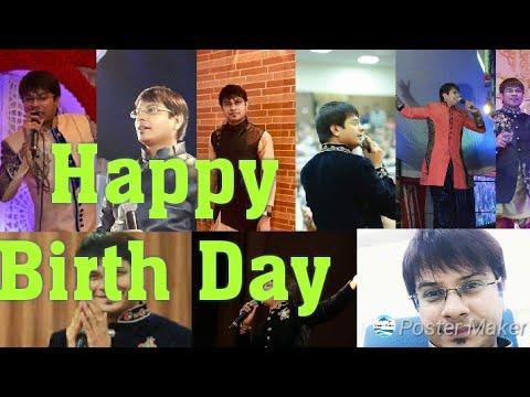 Birthday Song for bhai Vikky D Parekh # Singer Prachi Jain  Official # Latest Birthday Songs