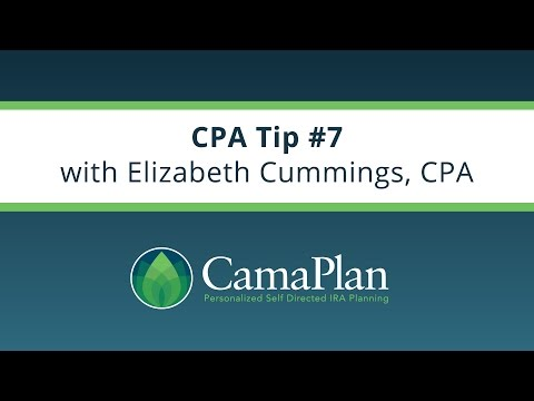 CPA Tip #7: Transferring Existing IRA Assets
