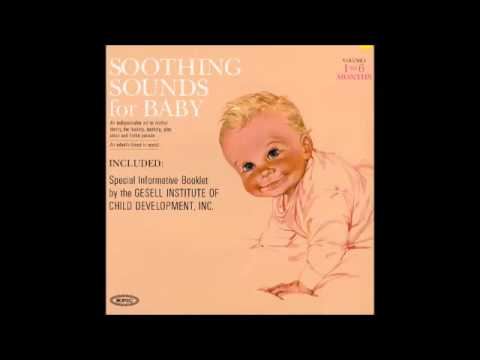 Raymond Scott ‎ Soothing Sounds For Ba Vol 1 1962 FULL ALBUM