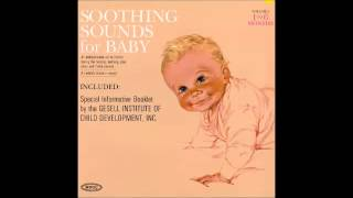 Raymond Scott ‎- Soothing Sounds For Baby Vol. 1 (1962) FULL ALBUM