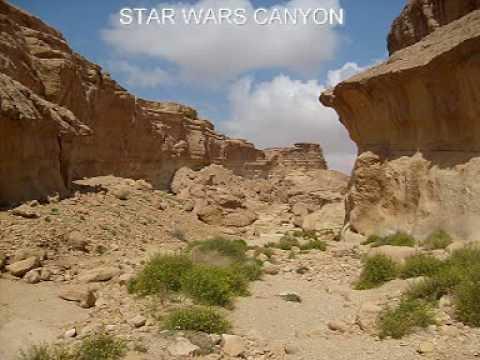 Star Wars Locations - Tunisia March 2009