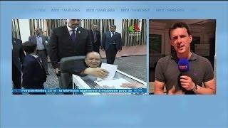 Algérie : Abdelaziz Bouteflika est apparu diminué et en fauteuil roulant - 17/04
