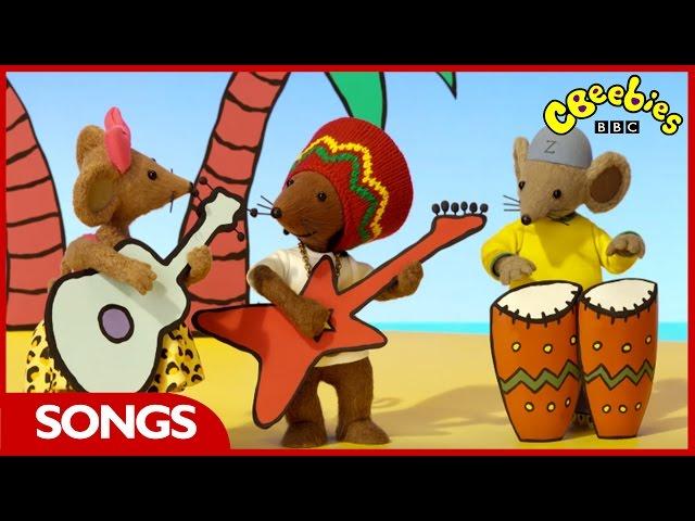 CBeebies Songs | Rastamouse Nursery Rhymes | Sing A Song Of Sunshine