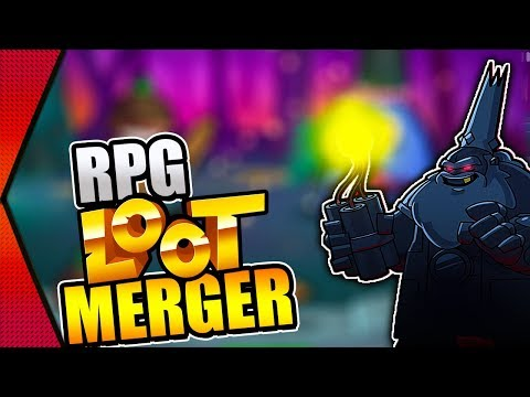 """Overloot - BEST """"INVENTORY MANAGEMENT"""" RPG LOOT MERGE GAME FOR ANDROID & iOS? 