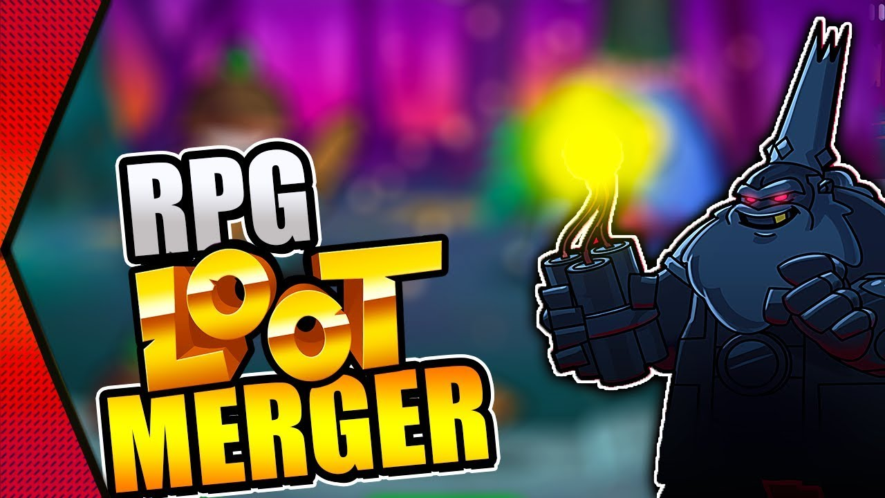 """Overloot – BEST """"INVENTORY MANAGEMENT"""" RPG LOOT MERGE GAME FOR ANDROID & iOS? 