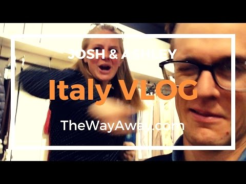 Shopping Spree in ROME! - Travel VLOG 63 [ITALY] - The Way Away