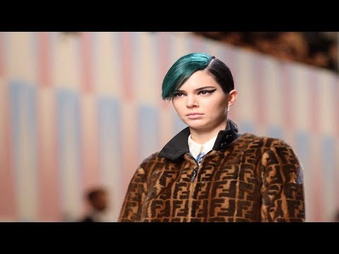 Fendi | Spring/Summer 2018 | Milan Fashion Week
