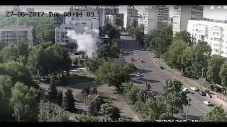 مقتل عسكري بتفجير إرهابي في كييف