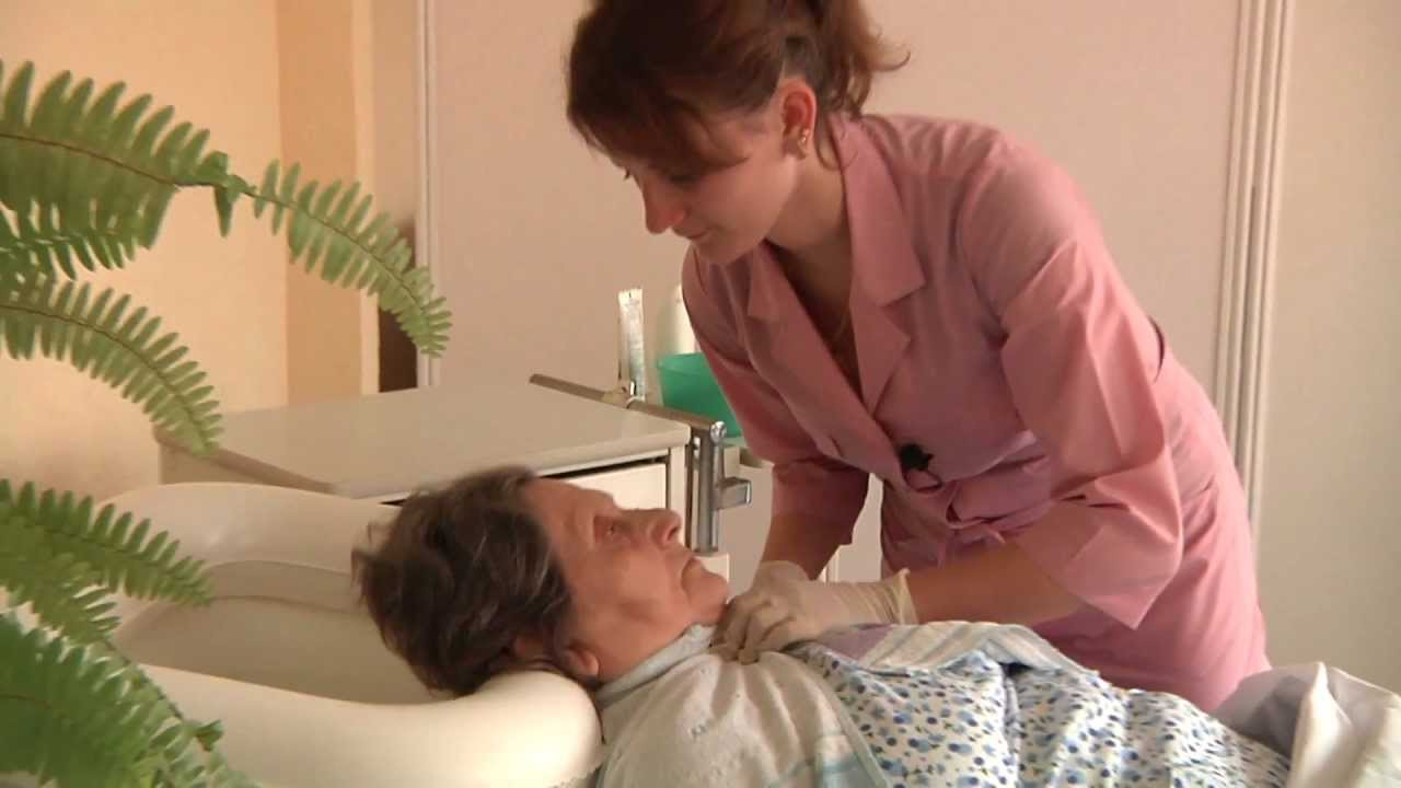 Уход за лежачим больным гигиена красный оскол дом престарелых