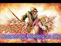 Dota 2 - Responses Meeting an ally (with subtitle) Part 4 -End-
