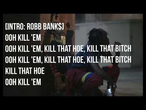 ILYSM Robb Banks Feat  Famous Dex lyrics
