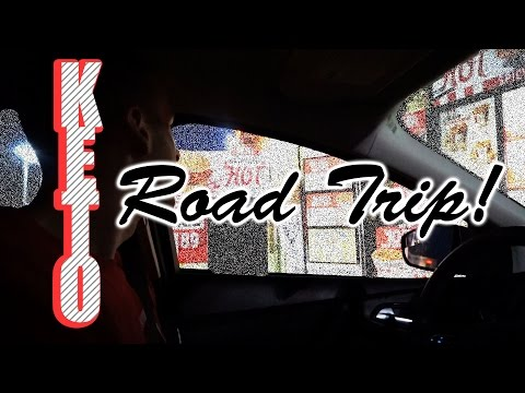 Keto Road Trip to Tennessee | Keto Travel Snack Ideas | Keto Fast Food - KFC!