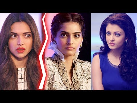 Deepika Padukone And Sonam Kapoor FIGHT At Cannes 2017 Puts Aishwarya Rai In Trouble