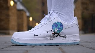 Nike Air Force 1 FLYLEATHER 'World