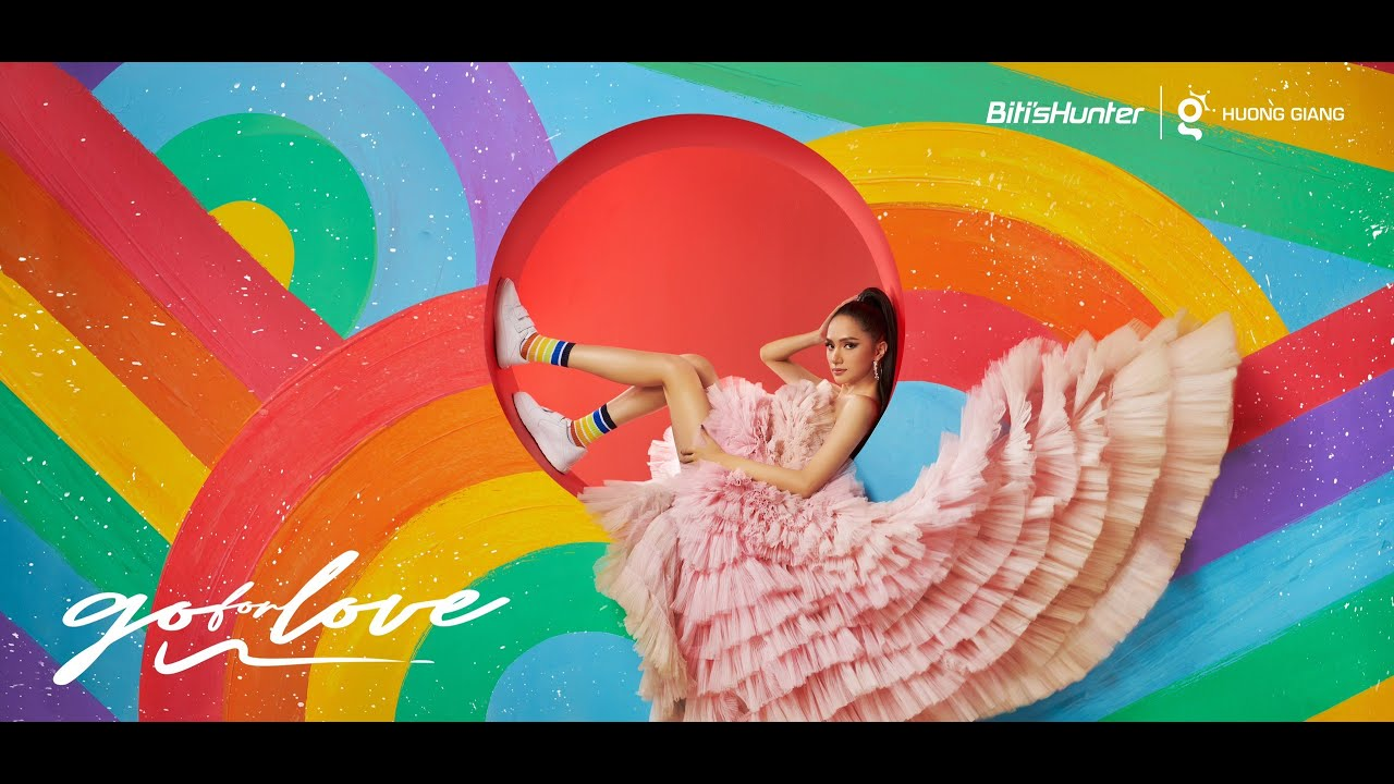 BITI'S HUNTER NAMELESS x HƯƠNG GIANG: GO FOR LOVE